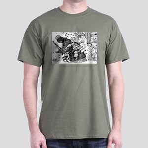 Palestinian Body Armor Dark T-Shirt