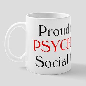 Proud Psych SW Mug