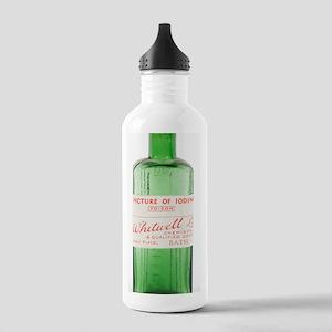 Antique pharmacy bottl Stainless Water Bottle 1.0L