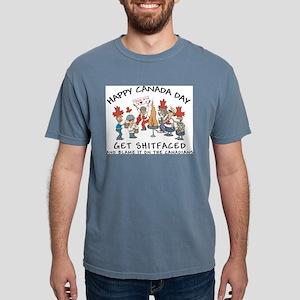 Get Shitfaced Blame Canadians T-Shirt
