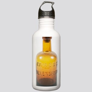 Antique glass bottle Stainless Water Bottle 1.0L