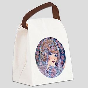 JWLRYBX-BRIDE VANARSDALE Canvas Lunch Bag