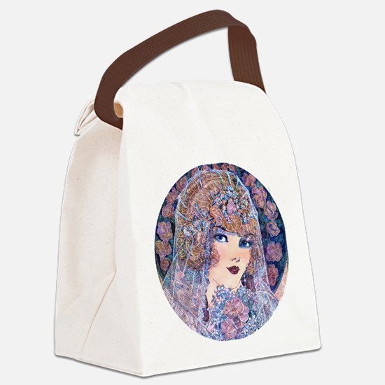 JWLRYBX-BRIDE VANARSDALE Canvas Lunch Bag