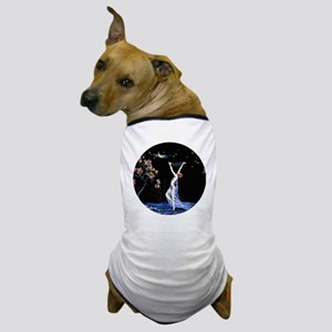 Art Deco Tsanya Night Dancer Dog T-Shirt