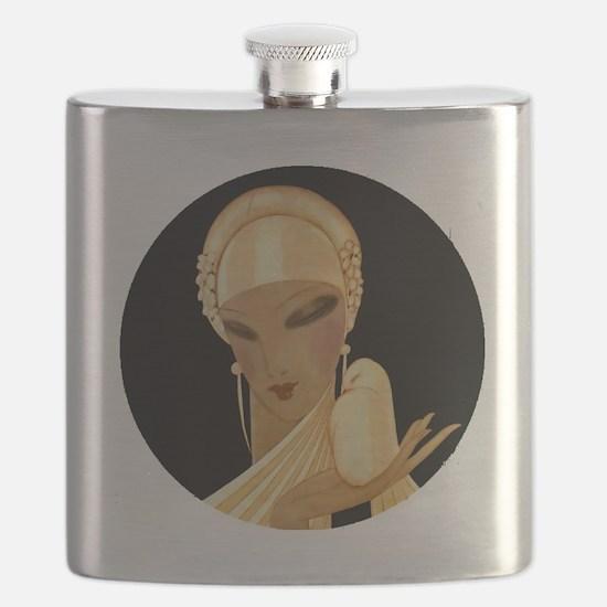 JWLRYBX- VOG Serenity Flask