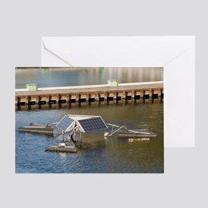 Alternative energy device Greeting Card