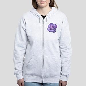 5x8_journal Women's Zip Hoodie