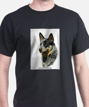 Australian Cattle Dog 9F061D-05 T-Shirt
