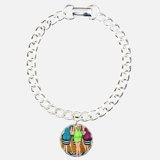 Happy Hour - Women Wine  Bracelet