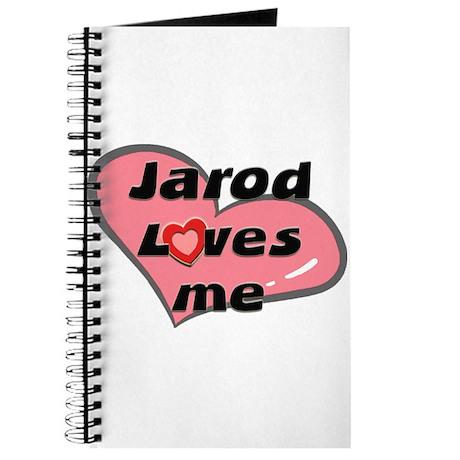 jarod loves me Journal