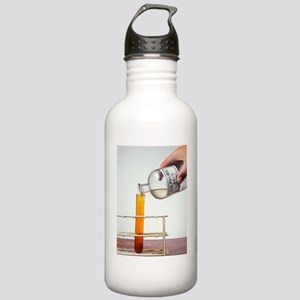 Bromine reaction Stainless Water Bottle 1.0L
