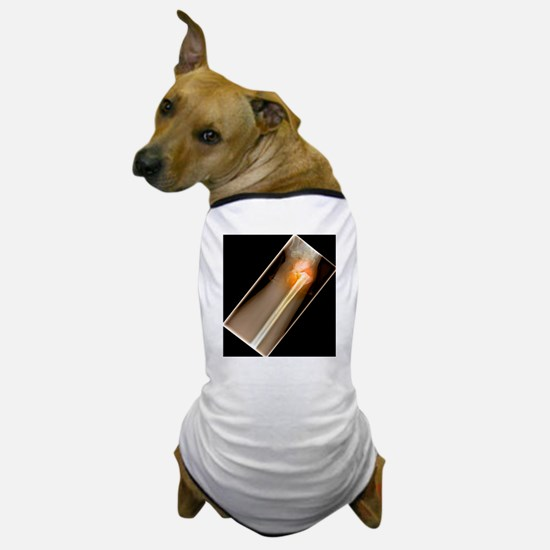 Broken wrist, X-ray Dog T-Shirt