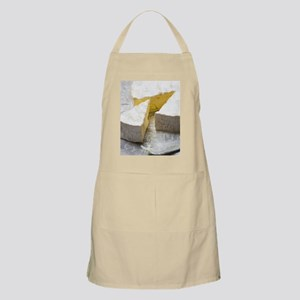 Brie slice and cheese knife Apron