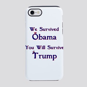 We Survived Obama iPhone 7 Tough Case