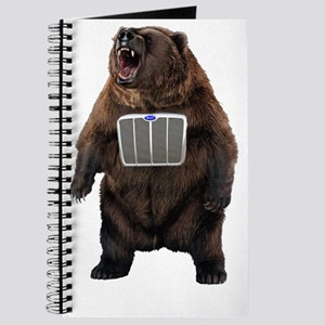 Grill Bear Journal