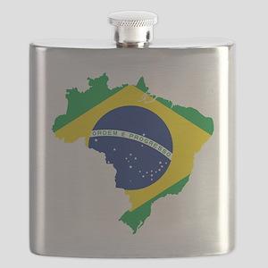 Brazil Flask