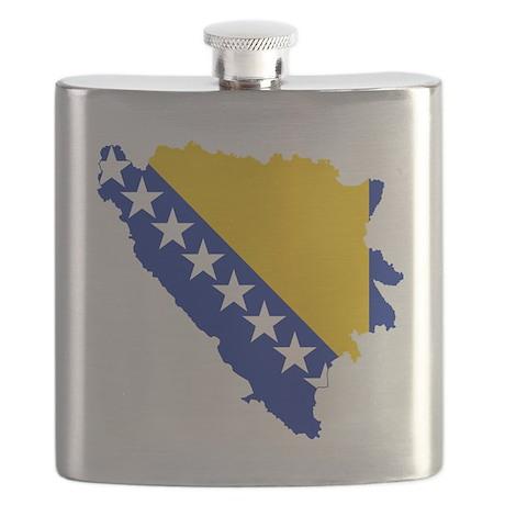 Bosnia and Herzegovina Flask