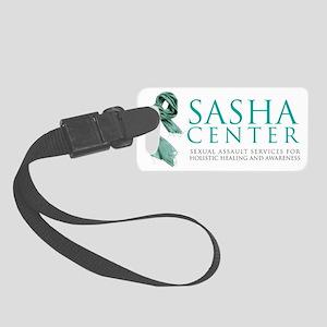 SASHA Center Gear Small Luggage Tag