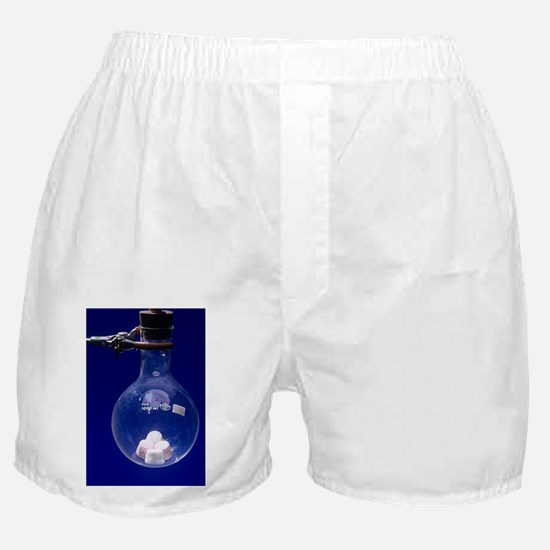 Boyle's Law demonstration Boxer Shorts