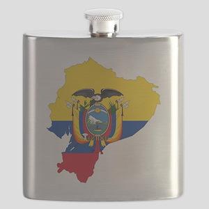 Ecuador Flask