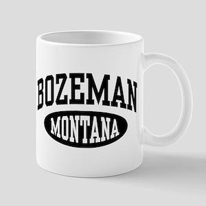 Bozeman Montana 11 oz Ceramic Mug