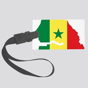 Senegal Large Luggage Tag