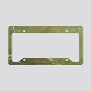 River Branches License Plate Holder
