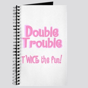 TwinBaby Double Trouble Journal