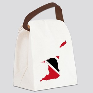 Trinidadand Tobago Canvas Lunch Bag