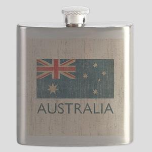 VintageAustralia Flask