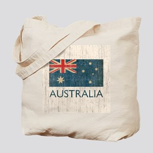 VintageAustralia Tote Bag
