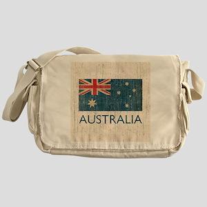 VintageAustralia Messenger Bag