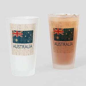 VintageAustralia Drinking Glass