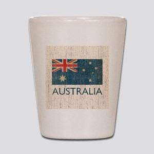 VintageAustralia Shot Glass