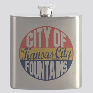 Kansas City Vintage Flask