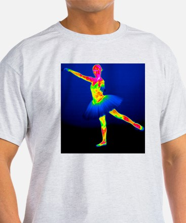 Ballerina, thermogram T-Shirt