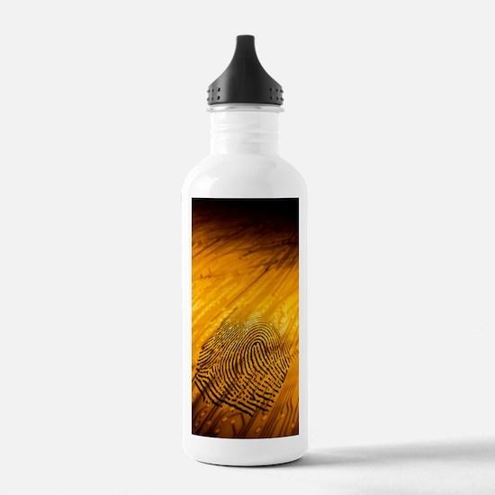 Biometric security, ar Water Bottle