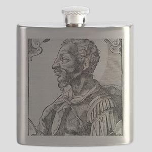 Attila, Emperor of the Huns Flask