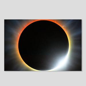 Annular solar eclipse, ar Postcards (Package of 8)