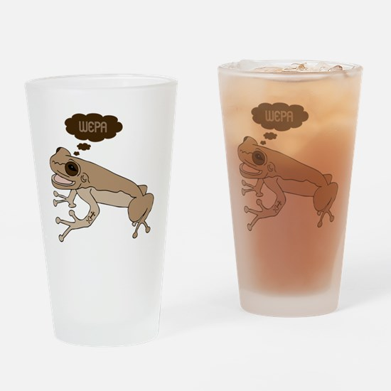 Coqui Wepa Drinking Glass