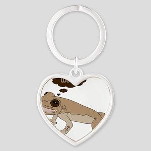 Coqui Wepa Heart Keychain