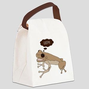 Coqui Wepa Canvas Lunch Bag