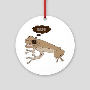 Coqui Wepa Round Ornament