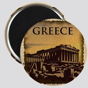 Acropolis Of Athens Magnet
