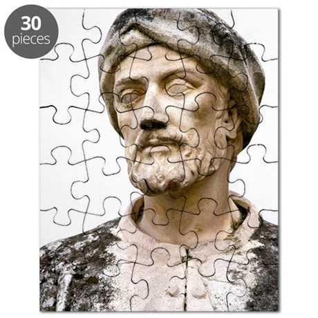 Al-Ghafiqi, Islamic physician Puzzle
