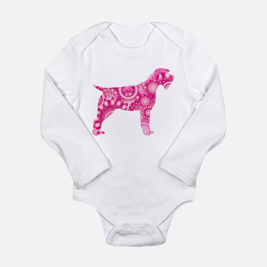 Wirehaired Pointing Griffon Infant Bodysuit Body S