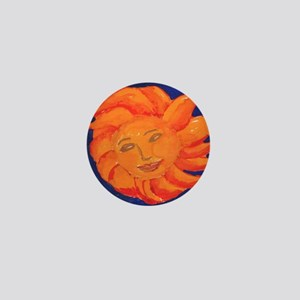 instant sunshine Mini Button
