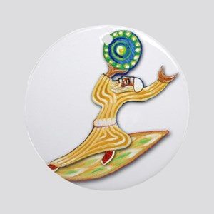 chasid Round Ornament