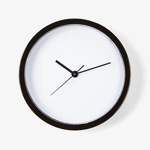 Stop! Wall Clock