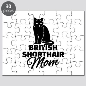BRITISH SHORTHAIR Stickers Clothing Accesso Puzzle